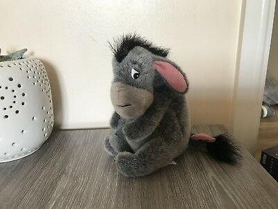 Disney Eeyore Winnie The Pooh Plush 8 Inch Disney World Florida