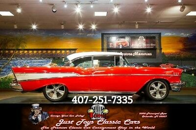 Bel Air/150/210 210 Red Chevrolet Bel Air with 1,387 Miles available now!