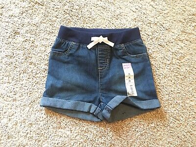 Jumping Beans Shorts 18 Months NWT Denim Jean