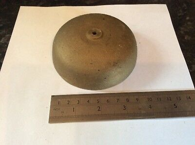 "4"" Antique Clock Bell"