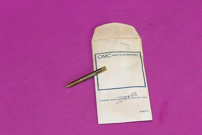 NOS OMC Evinrude Johnson Friction Pads Two 2 Part 309723.
