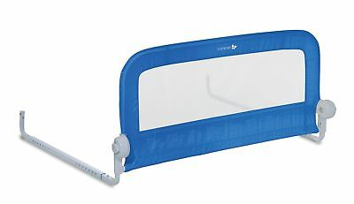Grow With Me Single Bedrail  Bed Toddler Safety Guard Kids Baby Blue