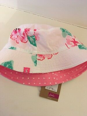8cbed9474 JOULES GIRL HAT size 4-7y - £2.00 | PicClick UK