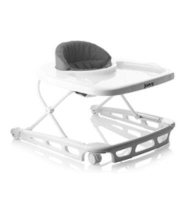 Joovy Spoon Walker CHARCOAL Huge Tray Adjustable Height Opened Box