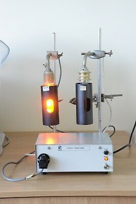 Griffin Sodium & Mercury spectral lamps for use with spectroscope, PSU & stands