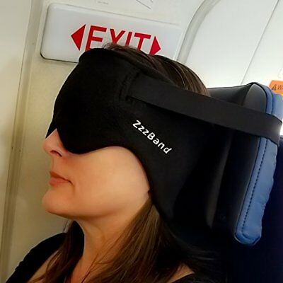 3cbec6e75a0 NEW ZzzBand An Alternative to Travel Neck Pillows - Created by an airline  pilot