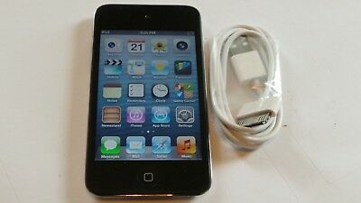 Apple iPod touch 1st//2nd//3rd//4th generation 8,16,32,64GB Black And White Works