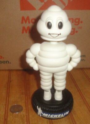 MICHELIN MAN Promotional Bobblehead Advertising Tires Automotive Loose No Box