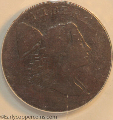 1794 S29 R2 Liberty Cap Large Cent Head of 1794 ANACS VG10 Starts 1c NO RESERVE!