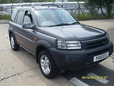 Land Rover Freelander 2.5 V6 auto 2001MY ES