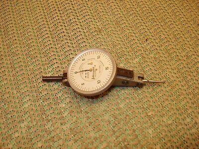 ".0005"" Interapid Dial Test Indicator 312B-1 Swiss Made Machinist Tool"