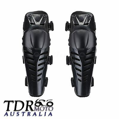Universal Motorcycle Racing Protection 2PCs Knee Pads PP+EVA Cold-Proof Guard AU