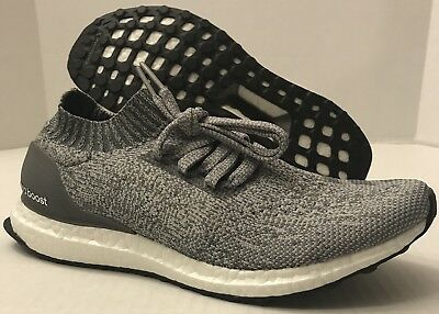 1319f219527 ... wholesale adidas ultraboost uncaged by2550 grey white mens 8.5 no box  ultra dbeaa b7bcf
