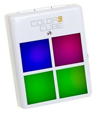 Color Cube 50 Colormotion Therapy Nightlight LT-50 by HoMedics
