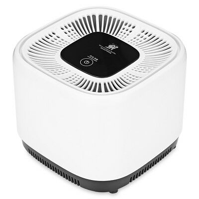 Portable Air Purifier Cleaner Desktop Anion Sterilization Odor Smell Bacteria CH