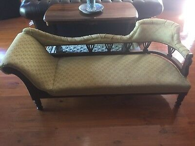 Antique Victorian Chaise Lounge ******Last Listing*******