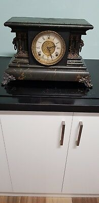 Antique mantel clocks