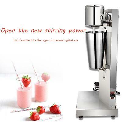 Beach Milkshake Drink Mixer Machine Blender Milkshake Maker Stand global_plug!