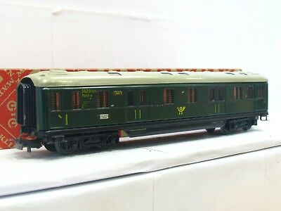 Märklin H0 346/5 Bahnpostwagen Post4 VP (V2336)