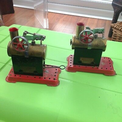 Mamod Stationary Steam Engines
