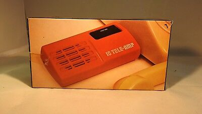 Ic Telephone Amplifier Model Ta-301 To Record Aid Listening Two-Way Calling