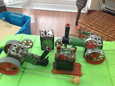 Mamod Steam engines spares or repair