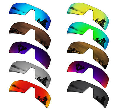 81e1cdea69 SmartVLT Polarized Replacement Lenses for-Oakley Oil Rig Sunglass - Options
