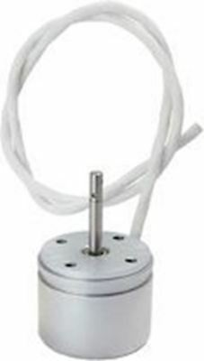 Vishay Absolute Mechanical Rotary Encoder with a 3 mm Plain Shaft (Not Indexed),