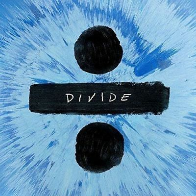 Ed Sheeran - Divide (Deluxe) [New & Sealed] CD