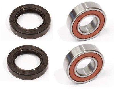 Knuckle Arm Ball Bearing and Seals Kit Fits HONDA TRX350FE RANCHER 350 4X4 00-06