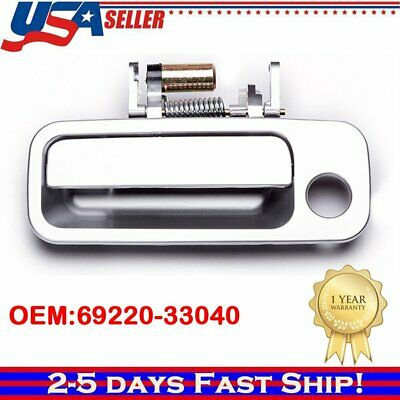 Exterior Outer Door Handle Outer Driver Side Front Left for 97-01 Toyota Camry