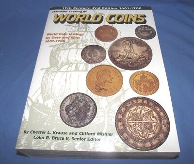 Krause Standard Catalog of World Coins, 1601-1700 2nd edition