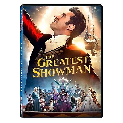 The Greatest Showman DVD - NEW FAST SHIPPING!
