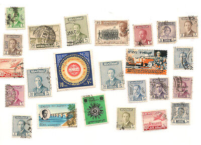 Stamps-Small Collection - Iraq