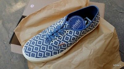 b3262dbdf1 Vans Authentic Ca Italian Weave Captains Blue Men s Size 11.5 New In Box