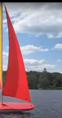 Sail - Jib Sail for Sea Skimmer or DIY Projects