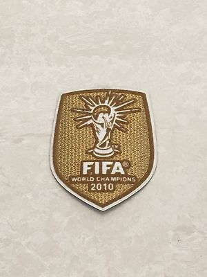 2010 FIFA South Africa World Cup Champions Patch Badge Parche For Spain España