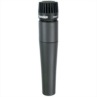 Shure SM57-LC Dynamic Cardioid Professional Microphone NEW