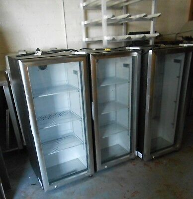 Counter Top Glass Display Refrigerator Cooler Merchandiser IDW GS-4023 #8338 NSF
