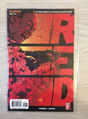 RED: Marvin (One-Shot)  (Prequel zur 1. Serie)   US IMAGE Comic  WARREN ELLIS