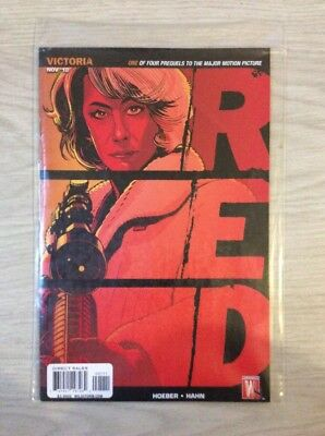RED: Victoria (One-Shot)  (Prequel zur 1. Serie)   US IMAGE Comic  WARREN ELLIS