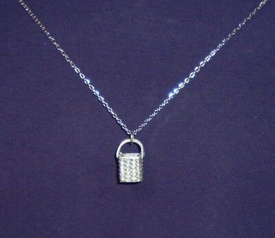 COLLECTORS!!!  Longaberger pewter basket charm on 24 inch sterling silver chain