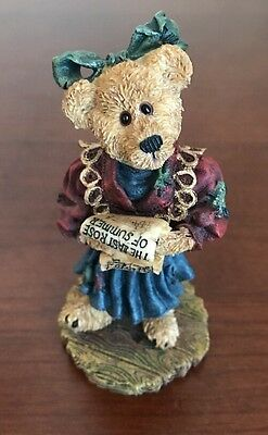 Boyds Bears, Justina...The Choir Singer, 1999 Special Edition