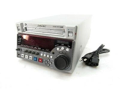 Sony PDW-1500 XDCAM Professional Disc Recorder Deck