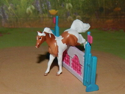 Breyer Mini Whinnie PINTO MORGAN JUMPING MARE OF Pony Gals Spots & Patches