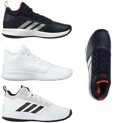Adidas Men s Athletic Sneakers CloudFoam Ilation 2.0 Lace Up Basketball  Shoes a34bd94ae