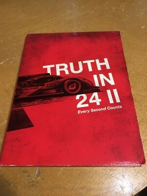 Truth in 24 II DVD Every Second Counts 24 hours in Le Mans Racing Video