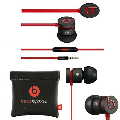 Original Monster Beats by Dr. Dre urBeats In Ear Headset Kopfhörer - Schwarz