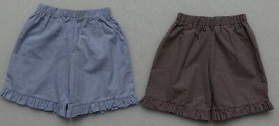 GAP KIDS TODDLER GIRLS Stretch Jersey Cartwheel Shorts POLKA DOT #4120