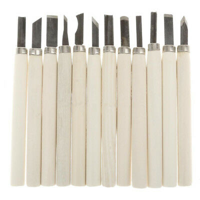 24PCS Wood Carving Tools Set With Non Slip Handle For Arts Crafts&More
